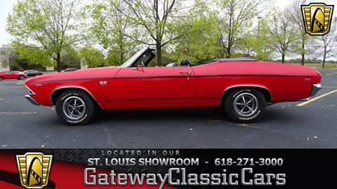 1969 Chevrolet Chevelle for sale in O Fallon, IL