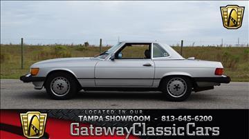 1987 Mercedes-Benz 560-Class for sale in O Fallon, IL