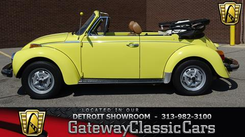 1979 Volkswagen Super Beetle for sale in O Fallon, IL