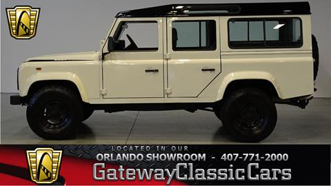 1989 Land Rover Defender for sale in O Fallon, IL