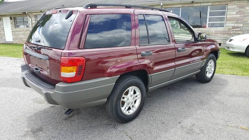 2002 Jeep Grand Cherokee Laredo 2WD 4dr SUV - Hickory NC