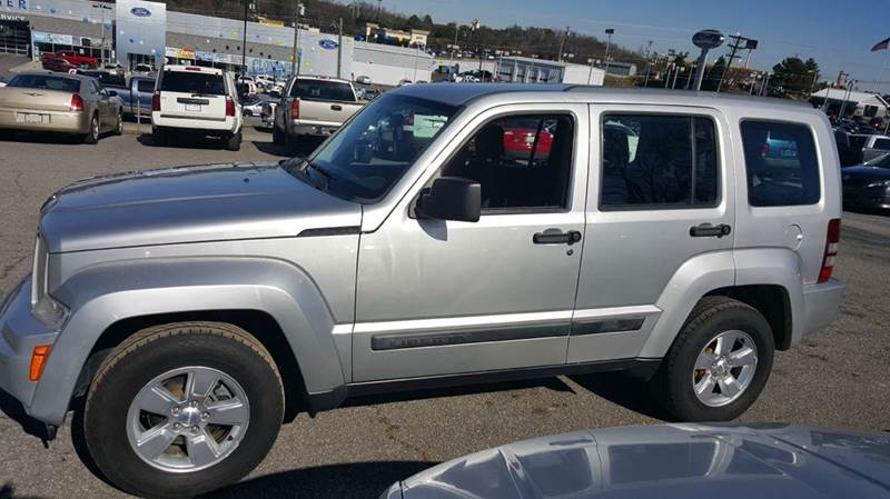 2010 Jeep Liberty 4x2 Sport 4dr SUV - Hickory NC