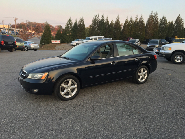 2007 hyundai sonata se 4dr sedan in hickory nc hillside