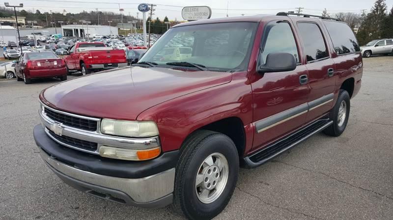 2003 Chevrolet Suburban 1500 LT 4dr SUV - Hickory NC