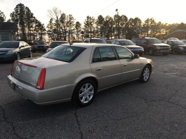 2007 Cadillac DTS 4dr Sedan - Hickory NC