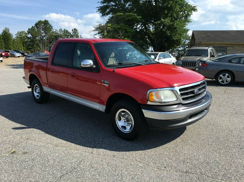 2001 Ford F-150 XLT 4dr SuperCrew 2WD Styleside SB - Hickory NC