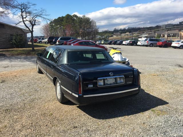 1997 Cadillac Krystal Koach INCOMPLETE LIMOUSINE - Hickory NC