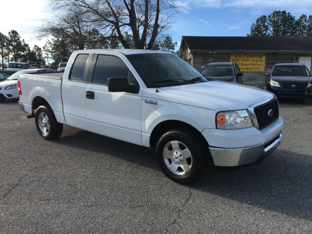 2007 Ford F-150 XLT 4dr SuperCab Styleside 5.5 ft. SB - Hickory NC