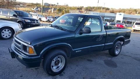 1996 Chevrolet S-10