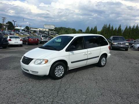 2007 Chrysler Town and Country