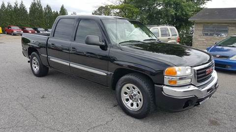 2006 GMC Sierra 1500 for sale in Hickory, NC