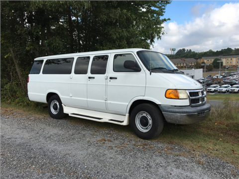 1998 Dodge Ram Van for sale in Hickory, NC