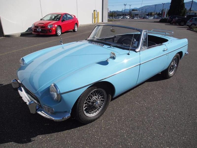 1963 MG B for sale in Burlington, WA