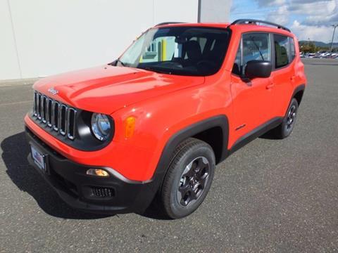 2017 Jeep Renegade for sale in Burlington, WA