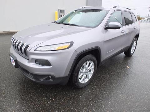 2018 Jeep Cherokee for sale in Burlington, WA