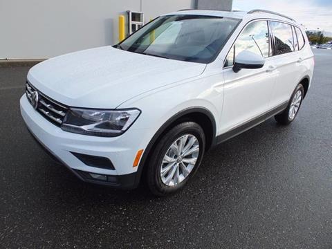 2018 Volkswagen Tiguan for sale in Burlington, WA