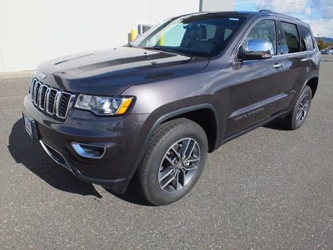 2018 Jeep Grand Cherokee for sale in Burlington, WA