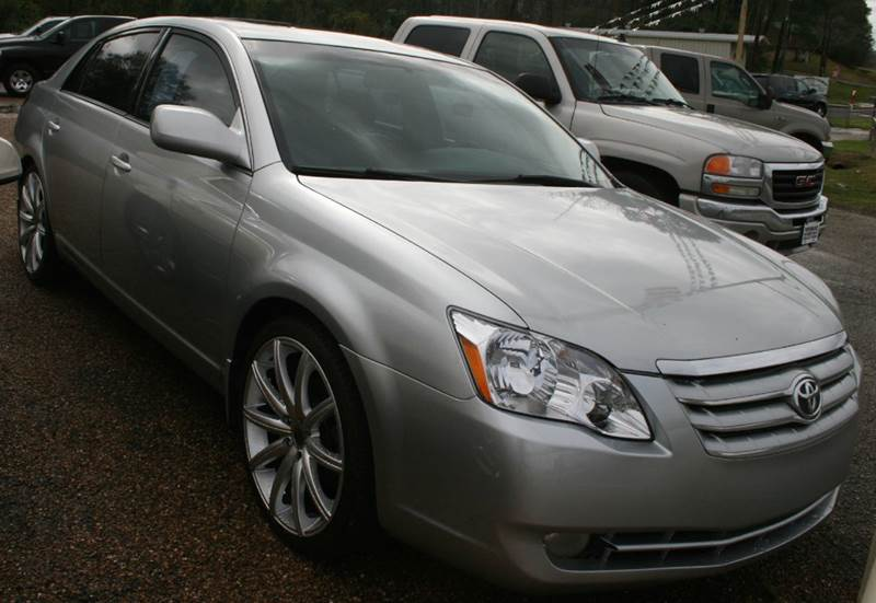 2006 toyota avalon limited 4dr sedan in livingston tx performance pre owned sales. Black Bedroom Furniture Sets. Home Design Ideas