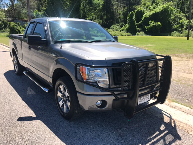 2013 Ford F-150 STX 4x2 4dr SuperCab Styleside 6.5 ft. SB - Livingston TX