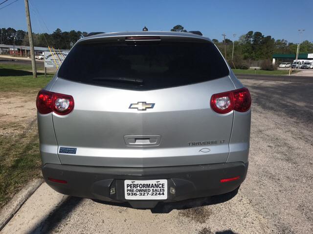 2012 Chevrolet Traverse LT 4dr SUV w/ 1LT - Livingston TX