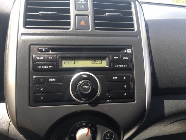 2012 Nissan Versa 1.6 SV 4dr Sedan - Livingston TX