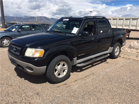 2002 Ford Explorer Sport Trac for sale in Salida, CO
