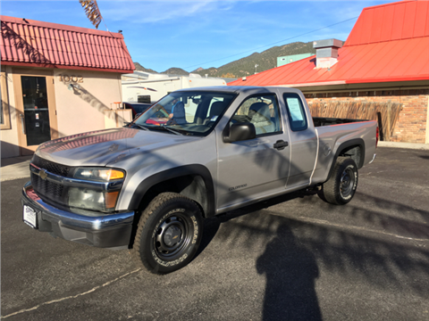 2005 Chevrolet Colorado for sale in Salida, CO