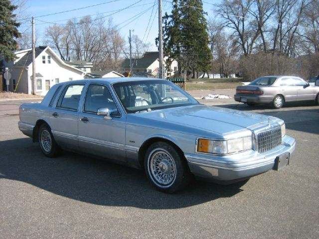 1991 lincoln town car cartier mound mn. Black Bedroom Furniture Sets. Home Design Ideas