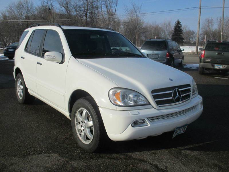 2003 mercedes benz m class ml500 awd 4matic 4dr suv in for 2003 mercedes benz suv