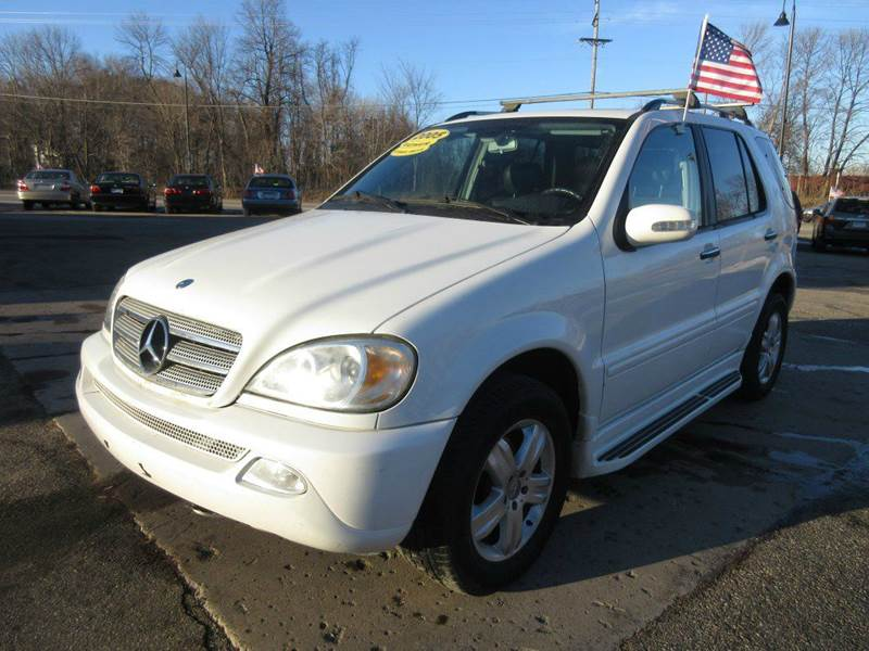 2005 mercedes benz m class awd ml 350 4matic 4dr suv in for Mercedes benz suv 2005