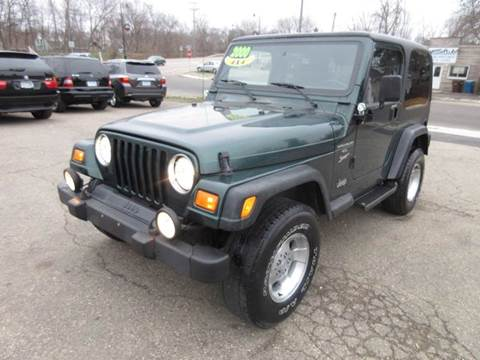 2000 jeep wrangler for sale rochester ny. Cars Review. Best American Auto & Cars Review