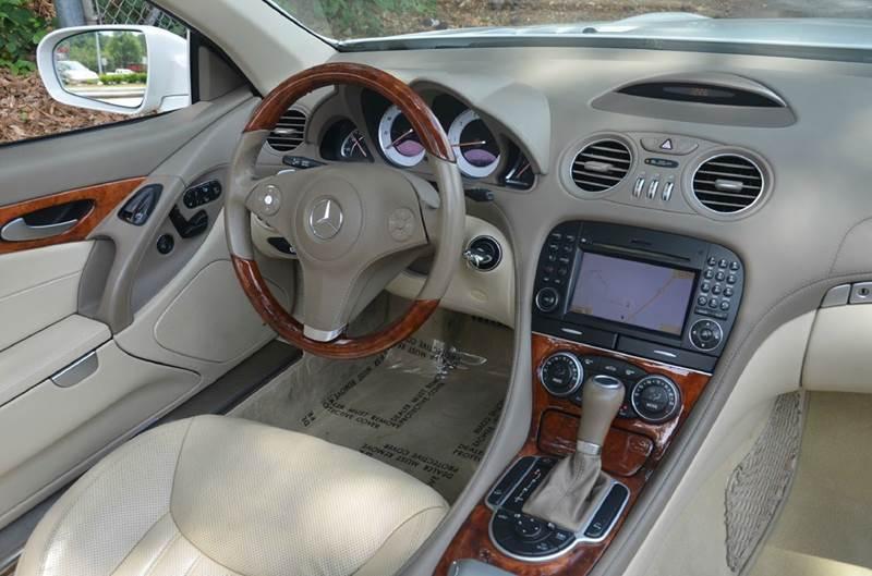 2009 Mercedes-Benz SL-Class SL 550 2dr Convertible - Tucker GA