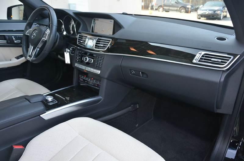 2014 Mercedes-Benz E-Class E 350 Sport 4dr Sedan - Tucker GA