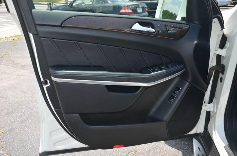 2013 Mercedes-Benz GL-Class AWD GL 450 4MATIC 4dr SUV - Tucker GA