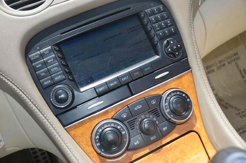 2007 Mercedes-Benz SL-Class SL 550 2dr Convertible - Tucker GA
