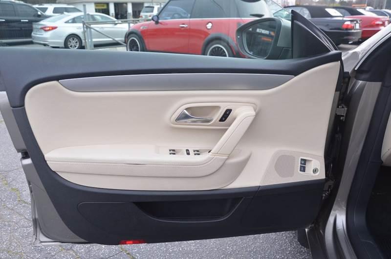 2010 Volkswagen CC Sport 4dr Sedan 6M (ends 10/09) - Tucker GA