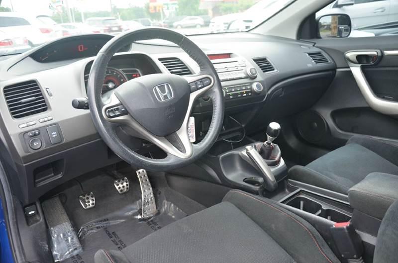 2008 Honda Civic Si 2dr Coupe - Tucker GA
