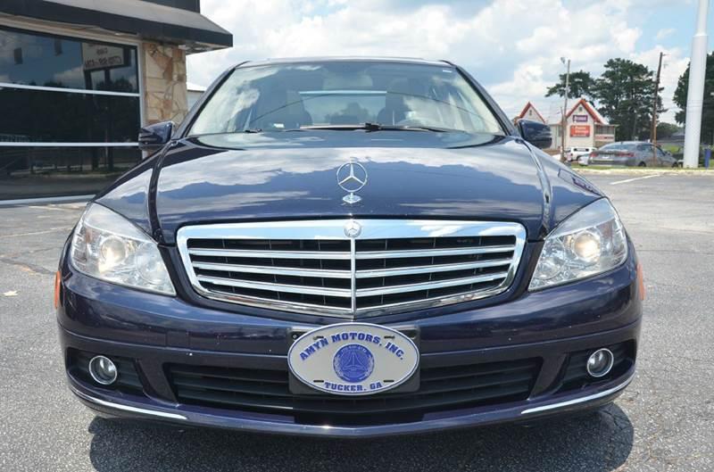 2011 Mercedes-Benz C-Class AWD C 300 Luxury 4MATIC 4dr Sedan - Tucker GA
