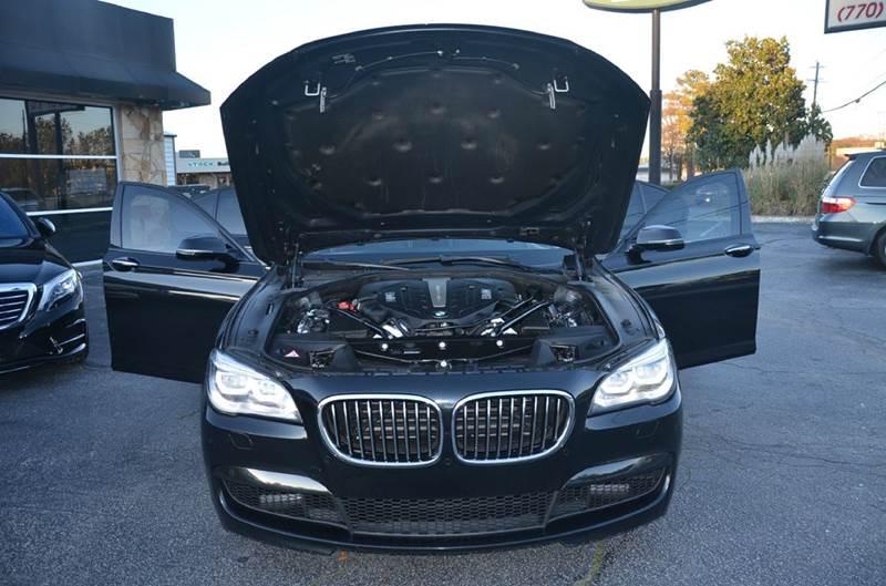 2014 BMW 7 Series 750i 4dr Sedan - Tucker GA