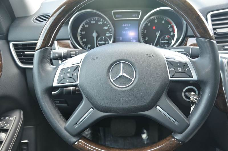 2012 Mercedes-Benz M-Class AWD ML 350 4MATIC 4dr SUV - Tucker GA