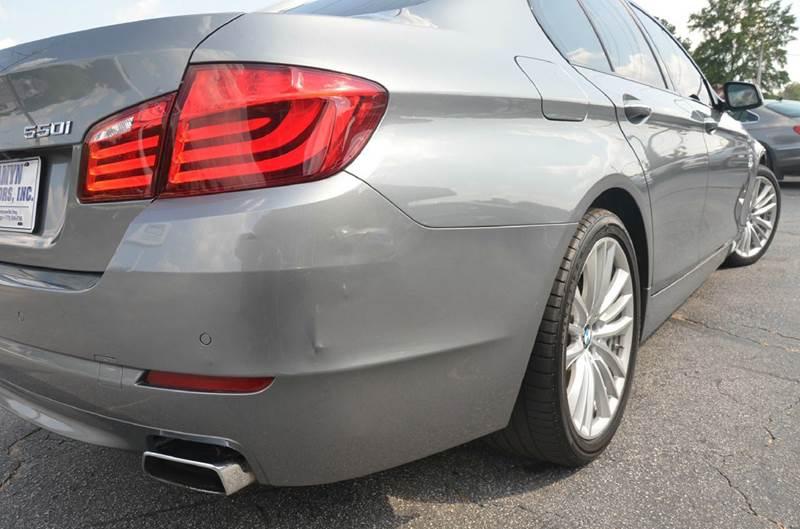 2011 BMW 5 Series 550i 4dr Sedan - Tucker GA