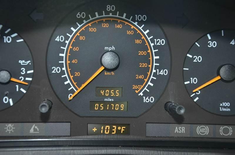 1995 Mercedes-Benz SL-Class SL500 2dr Convertible - Tucker GA