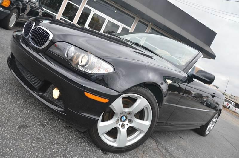2005 BMW 3 Series 325Ci 2dr Convertible - Tucker GA