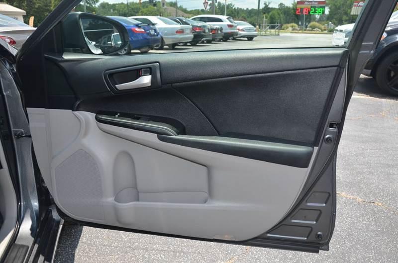 2012 Toyota Camry LE 4dr Sedan - Tucker GA