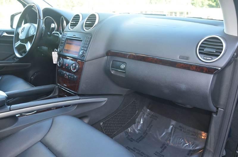 2011 Mercedes-Benz GL-Class AWD GL 450 4MATIC 4dr SUV - Tucker GA