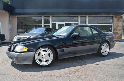 1995 Mercedes-Benz SL-Class for sale in Tucker, GA