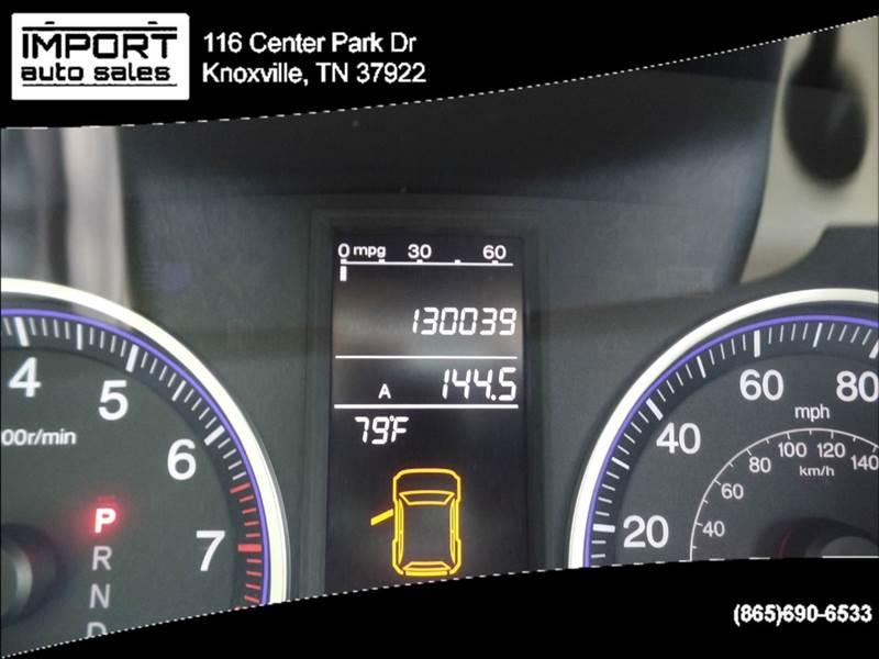 2009 Honda CR-V EX 4dr SUV - Knoxville TN