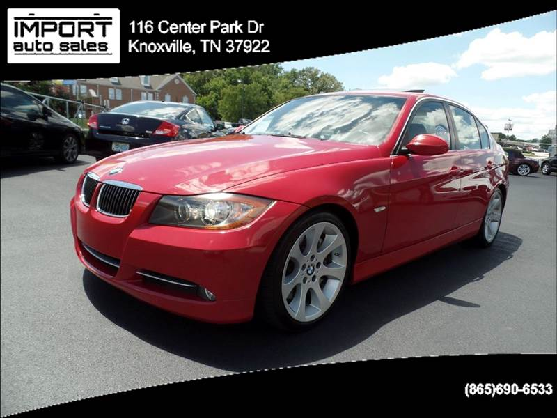 2007 BMW 3 Series 335i 4dr Sedan - Knoxville TN