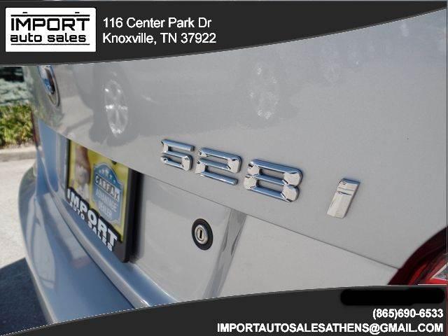 2009 BMW 5 Series 528i 4dr Sedan - Knoxville TN