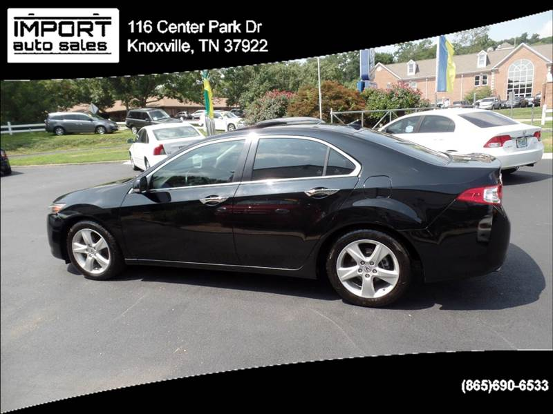 2009 Acura TSX 4dr Sedan 5A - Knoxville TN